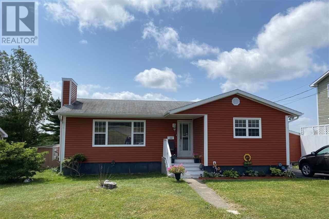 House for sale at 124 Hillside St Sydney Nova Scotia - MLS: 202015504