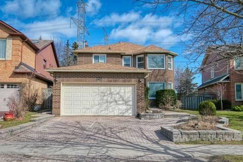 House for sale at 124 Huntington Park Dr Markham Ontario - MLS: N4731341
