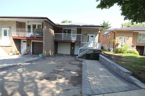 Townhouse for rent at 124 James Gray Dr Toronto Ontario - MLS: C4525664
