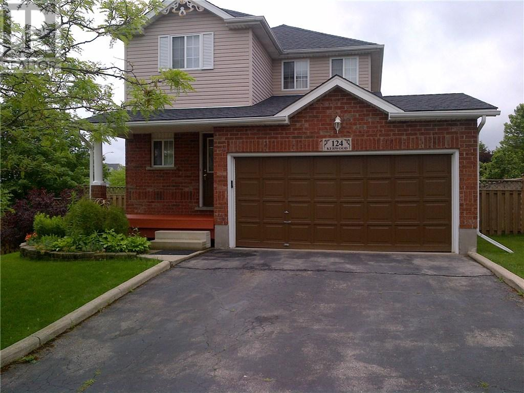 Removed: 124 Kerwood Drive, Cambridge, ON - Removed on 2017-08-17 22:03:45