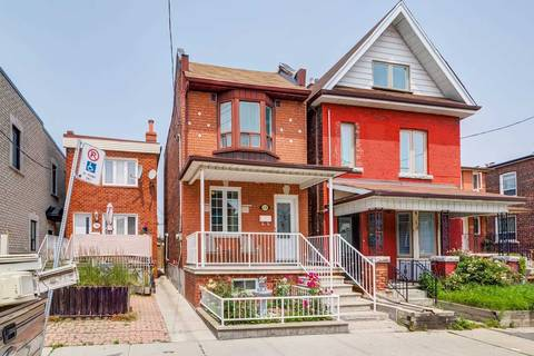 House for sale at 124 Lappin Ave Toronto Ontario - MLS: W4513591