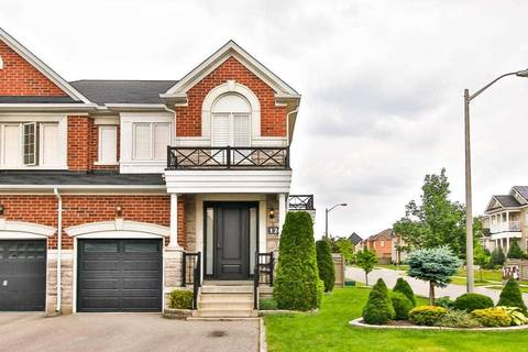 Townhouse for sale at 124 Lauderdale Dr Vaughan Ontario - MLS: N4492323