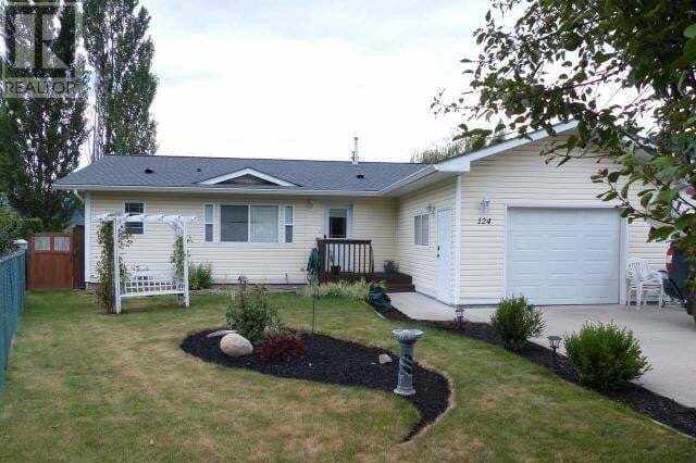 House for sale at 124 Leighton Pl Chase British Columbia - MLS: 158277