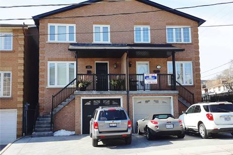 Townhouse for sale at 124 Lightbourn Ave Toronto Ontario - MLS: W4692679