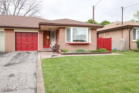 Townhouse for sale at 124 Lupin Dr Whitby Ontario - MLS: E4645777
