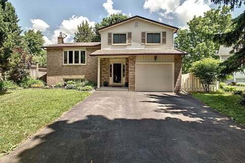 House for sale at 124 Meaford Dr Waterloo Ontario - MLS: X4817085