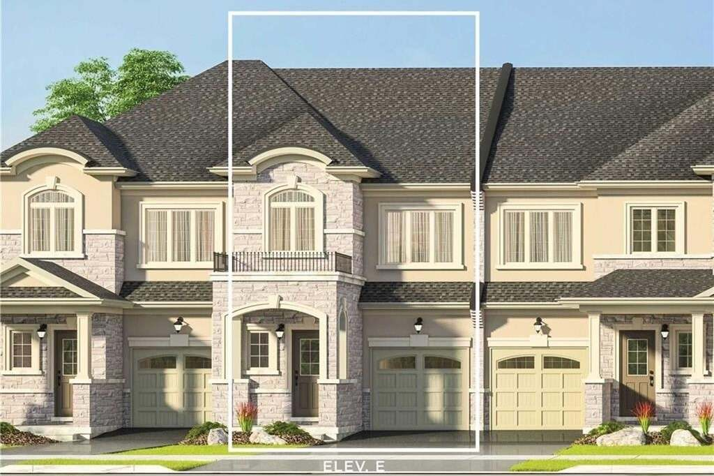 Townhouse for sale at 124 Mosaic Dr Hamilton Ontario - MLS: 40009422