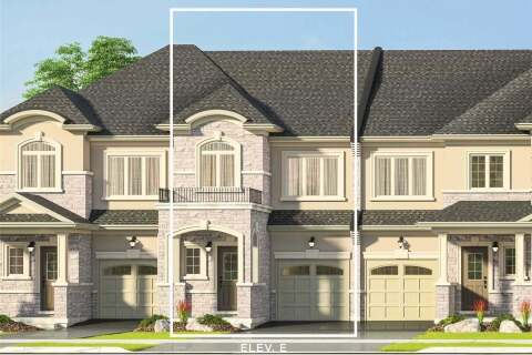 Townhouse for sale at 124 Mosaic Dr Hamilton Ontario - MLS: X4871739