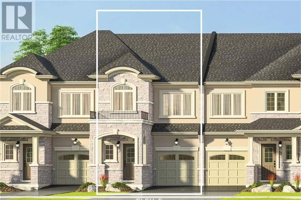 Townhouse for sale at 124 Mosaic Dr Waterdown Ontario - MLS: 30820076
