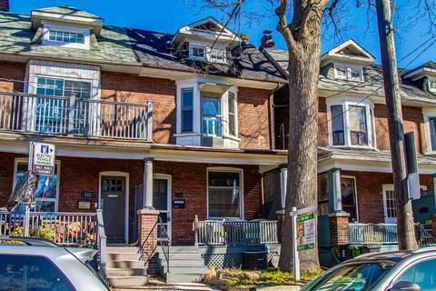 Townhouse for sale at 124 Mountjoy Ave Toronto Ontario - MLS: E4739213