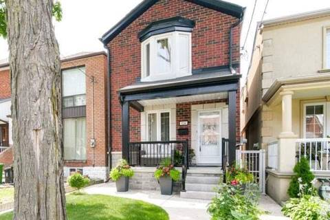 House for sale at 124 Nairn Ave Toronto Ontario - MLS: W4550938