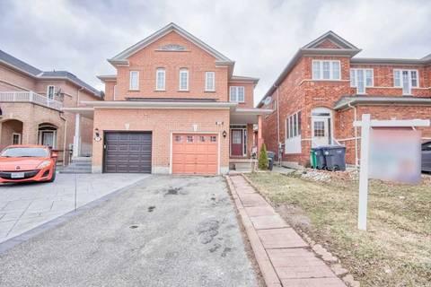 Townhouse for sale at 124 Nathaniel Cres Brampton Ontario - MLS: W4725907