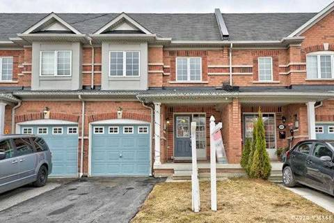 Townhouse for sale at 124 Oceanpearl Cres Whitby Ontario - MLS: E4728847