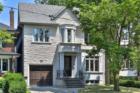 House for sale at 124 Old Orchard Grve Toronto Ontario - MLS: C4513406