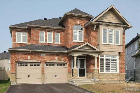 House for sale at 124 Palfrey Wy Ottawa Ontario - MLS: 1210450