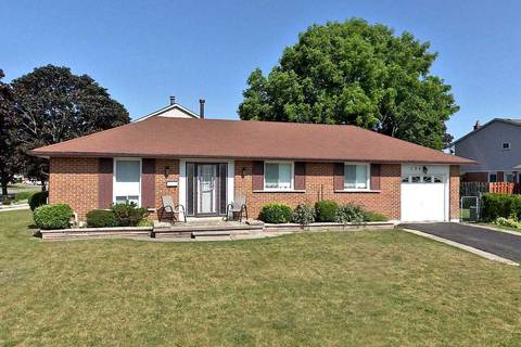 House for rent at 124 Panter (main Floor) Cres Ajax Ontario - MLS: E4657125