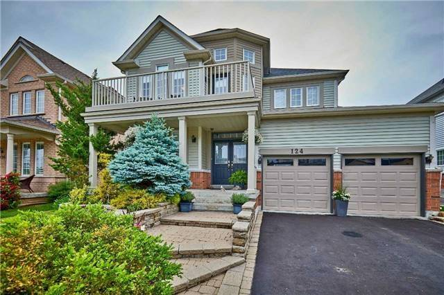 Sold: 124 Portage Trail, Whitby, ON