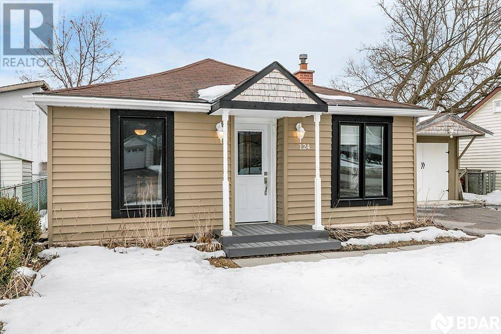 House for sale at 124 Raglan St Angus Ontario - MLS: 30800175