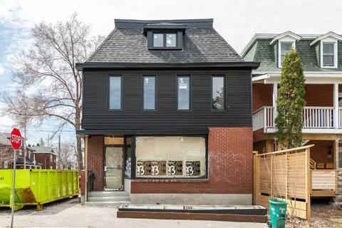 Townhouse for sale at 124 Spadina Ave Ottawa Ontario - MLS: 1148774