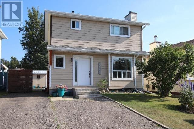 House for sale at 124 Spieker Ave Tumbler Ridge British Columbia - MLS: 185068