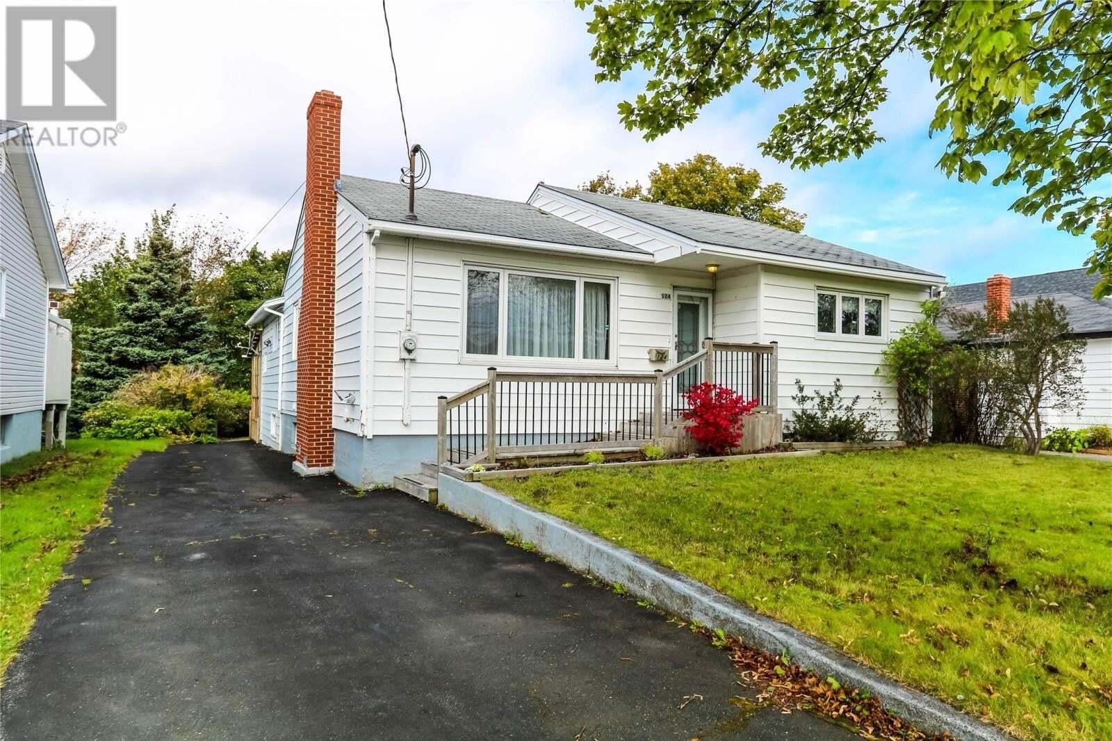 House for sale at 124 University Ave St. John's Newfoundland - MLS: 1221758