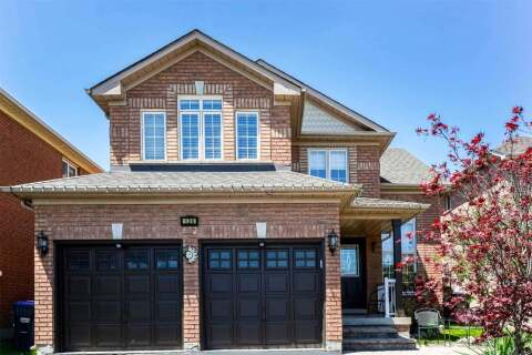 House for sale at 124 Van Scott Dr Brampton Ontario - MLS: W4769952