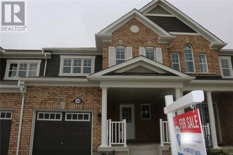 Townhouse for sale at 124 Watermill St Kitchener Ontario - MLS: 30752705