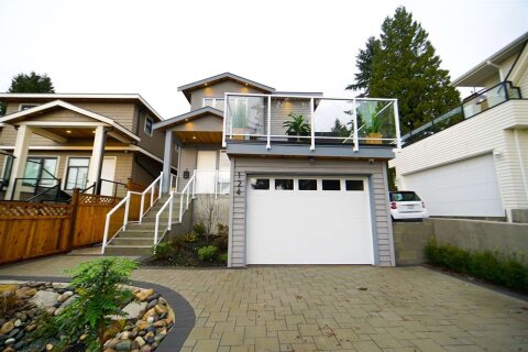 House for sale at 124 Windsor Rd W North Vancouver British Columbia - MLS: R2527417