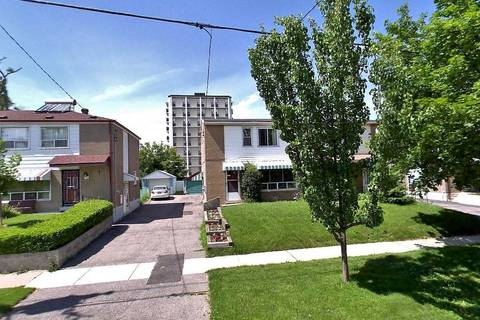 Townhouse for sale at 124 Woodfern Dr Toronto Ontario - MLS: E4703462