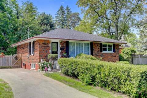 House for sale at 1240 Baldwin Dr Oakville Ontario - MLS: W4805356