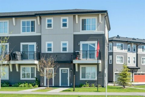 Townhouse for sale at 1240 Cornerstone St NE Calgary Alberta - MLS: A1015600