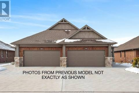 Townhouse for sale at 1240 D'amore  Lasalle Ontario - MLS: 19017323