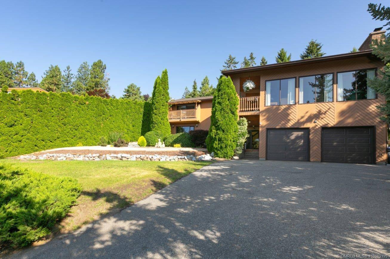 House for sale at 1240 Menu Rd West Kelowna British Columbia - MLS: 10189195