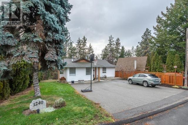House for sale at 1240 Upper Debeck Rd Naramata British Columbia - MLS: 186852