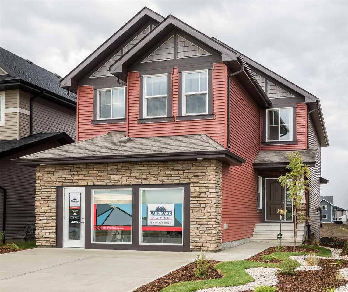 House for sale at 1240 Watt Dr Sw Edmonton Alberta - MLS: E4181326