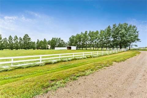 House for sale at 124046 Range Road 280  Rural Willow Creek M.d. Alberta - MLS: C4278687