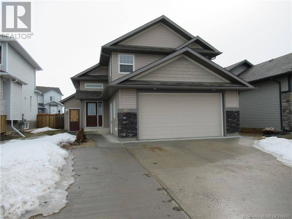 House for sale at 12405 103b St Grande Prairie Alberta - MLS: GP214337