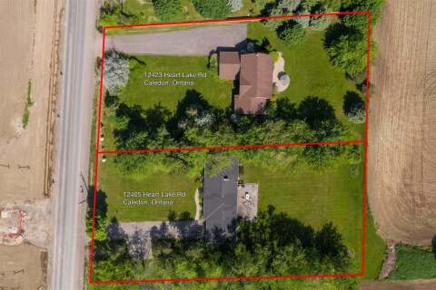 Commercial property for sale at 12405 Heart Lake Rd Caledon Ontario - MLS: W4783073