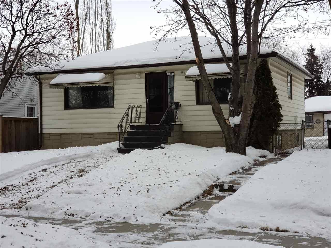 House for sale at 12407 95a St Nw Edmonton Alberta - MLS: E4186222