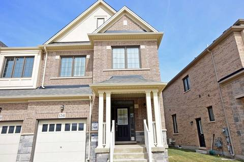 Townhouse for sale at 1241 Hamman Wy Milton Ontario - MLS: W4424033