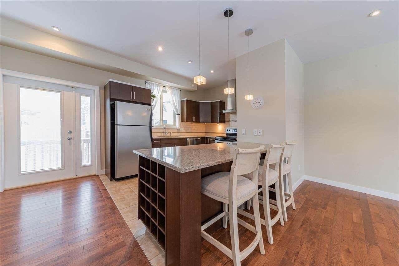 Townhouse for sale at 12411 114 Av NW Edmonton Alberta - MLS: E4191044