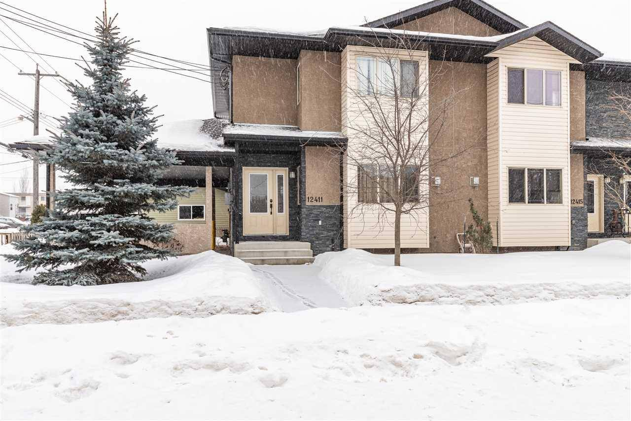 Townhouse for sale at 12411 114 Ave Nw Edmonton Alberta - MLS: E4191044