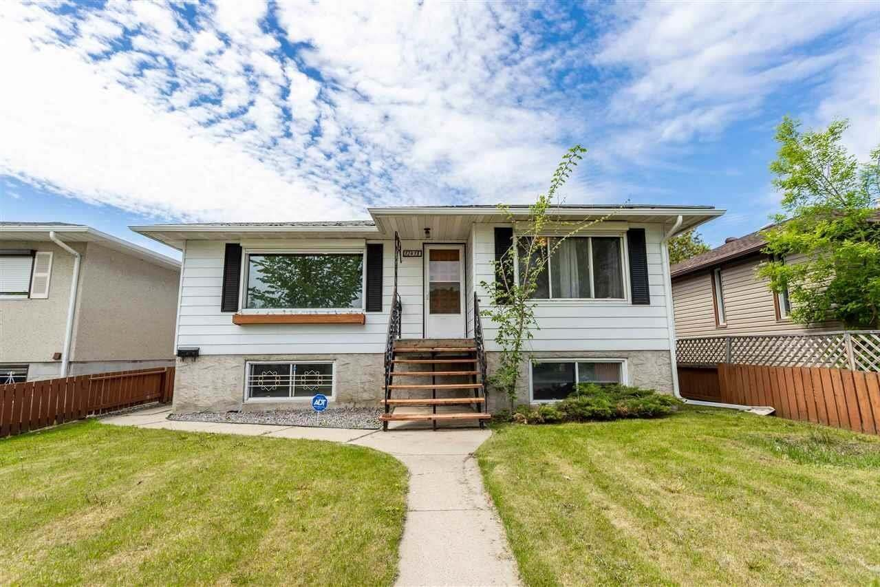 House for sale at 12418 86 St NW Edmonton Alberta - MLS: E4199378