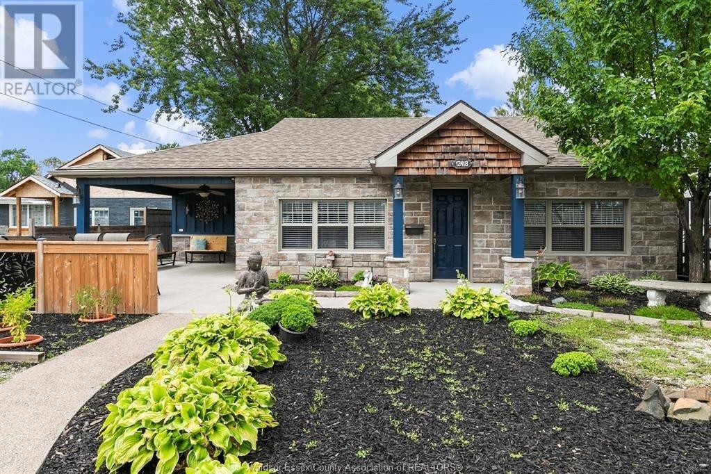 House for sale at 12418 St. Denis  Tecumseh Ontario - MLS: 20009717
