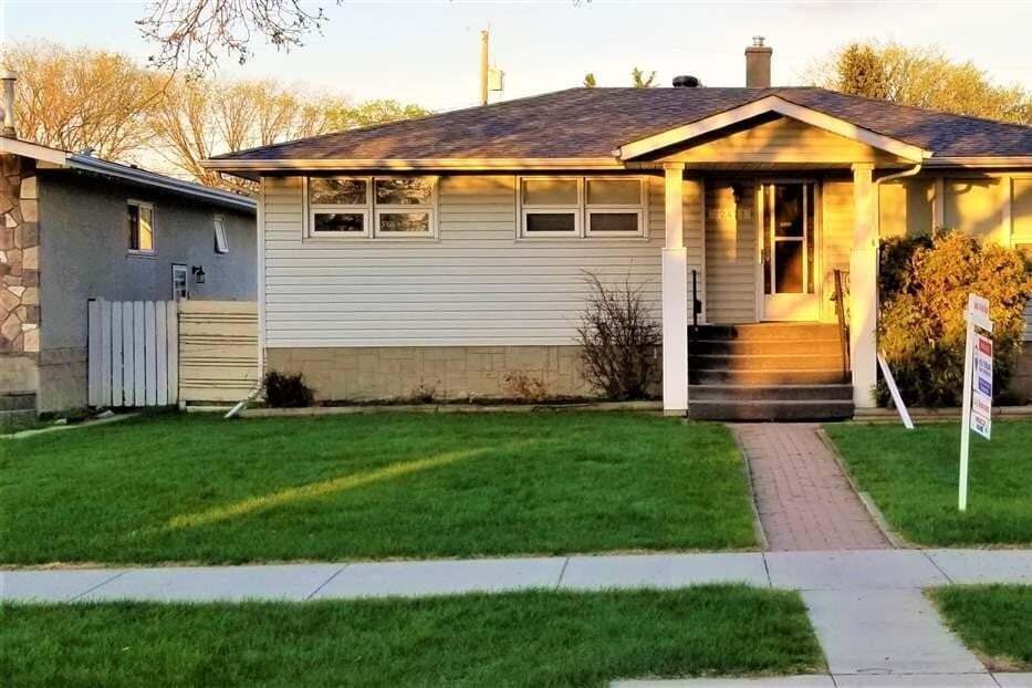 House for sale at 12421 89 St NW Edmonton Alberta - MLS: E4189855