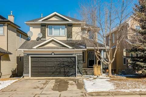 House for sale at 12422 Crestmont Blvd Southwest Calgary Alberta - MLS: C4292973