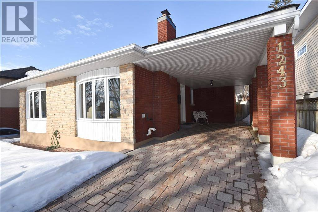 House for sale at 1243 Evans Blvd N Ottawa Ontario - MLS: 1183690
