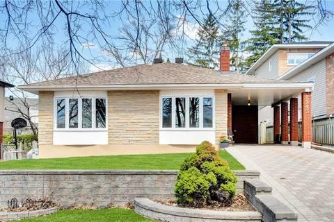 House for sale at 1243 Evans Blvd Ottawa Ontario - MLS: 1150036