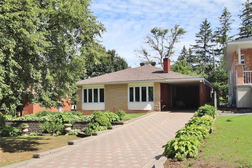 House for sale at 1243 Evans Blvd Ottawa Ontario - MLS: 1165662