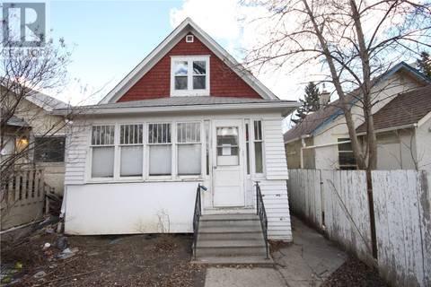 House for sale at 1243 Robinson St Regina Saskatchewan - MLS: SK786224